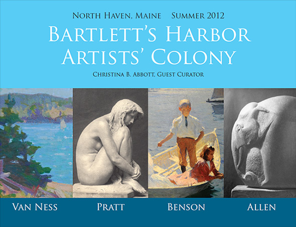 Bartlett's Harbor Artist's Colony